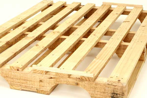two pallets pallets exotic brazilian wood products
